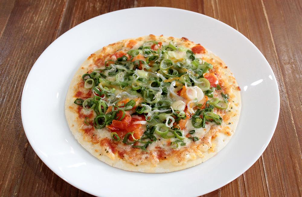 九条ねぎピザ
